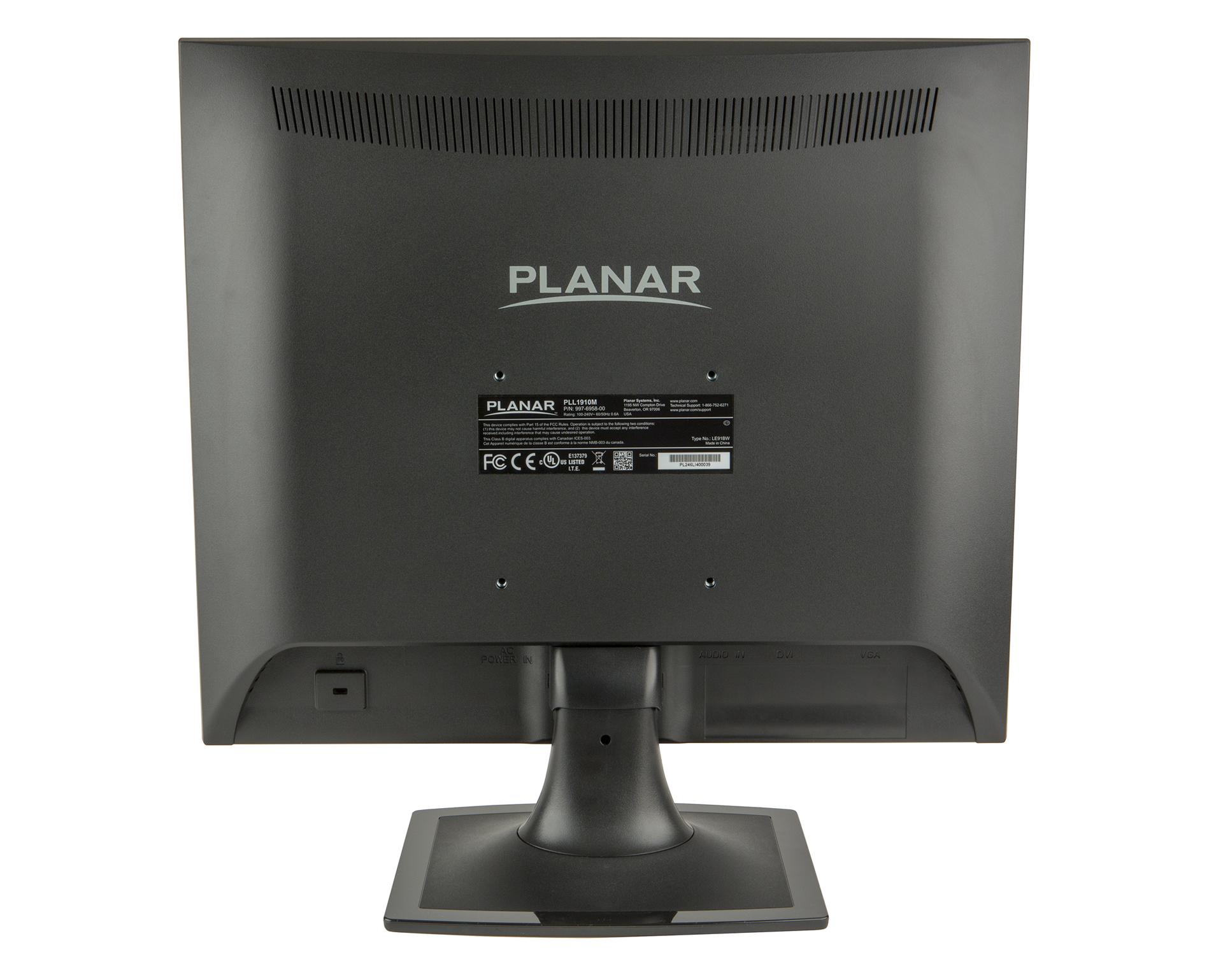 pll1910m 19 lcd monitor planar rh planar com