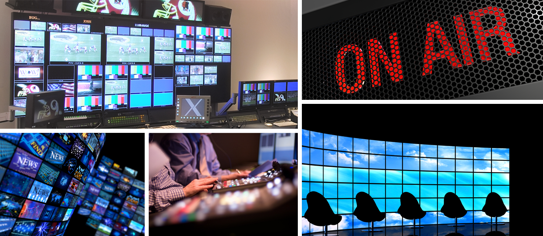 Broadcast Monitors Amp Displays Planar