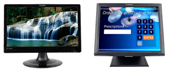 19-Inch Desktop Monitors and Touch Screen Monitors