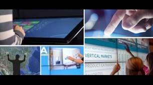Touch Screen Displays, Kiosks, & Monitors | Planar