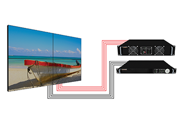 clarity matrix video wall displays include the planar easyaxis mounting system which provides an installed depth of just 36 91mmthe thinnest in the
