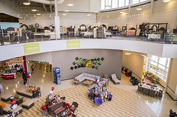 Delicieux Nebraska Furniture Mart Of Texas Uses Planar Displays For A Personalized  Shopping Experience