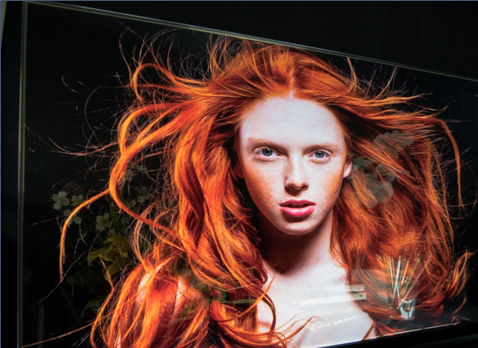 Planar Unveils Transparent OLED Technology