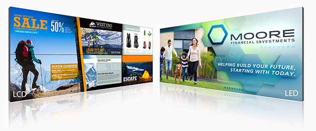 Planar to Demonstrate Cutting-Edge Lineup of Digital Signage
