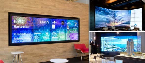 Clarity Matrix Lcd Video Walls Planar