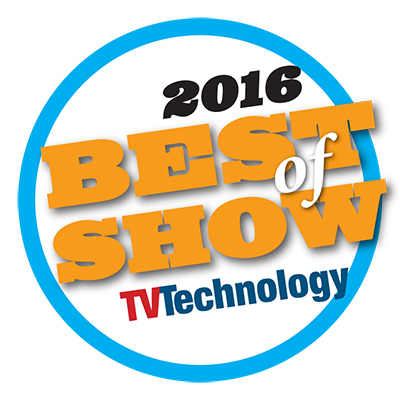 TV Technology Best of Show 2016