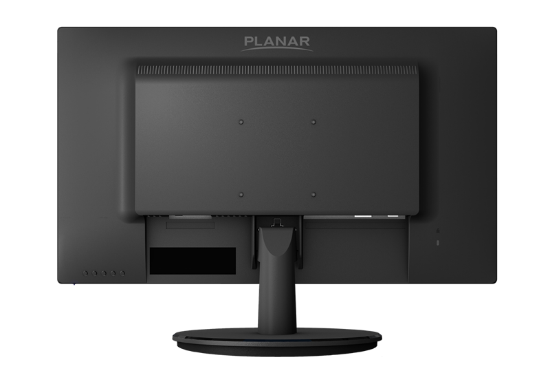 Back To Back Monitor : Pxn mw quot lcd monitor planar