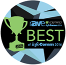 rAVe Best of Infocomm 2016