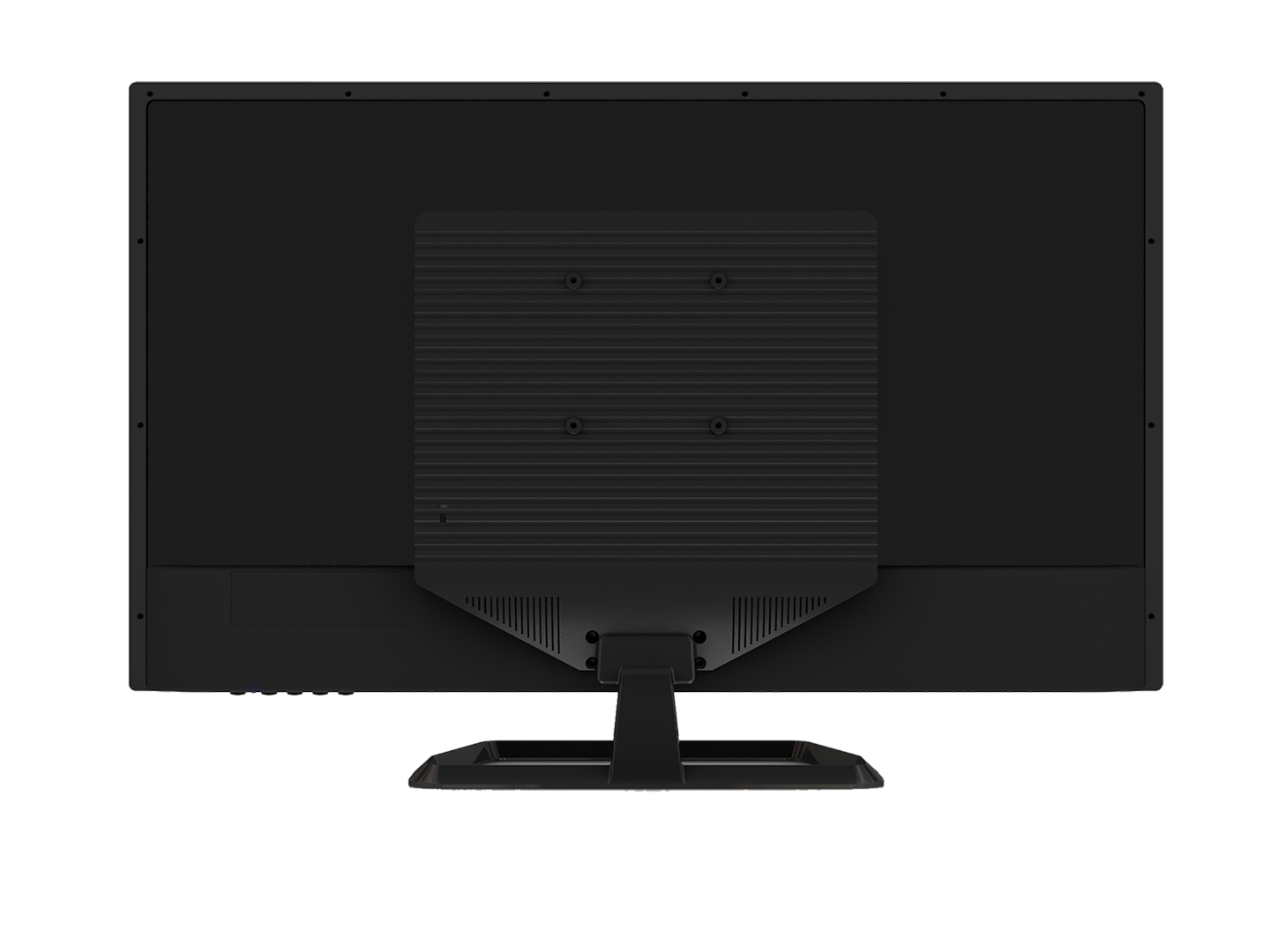 Back To Back Monitor : Pxl w quot lcd monitor planar