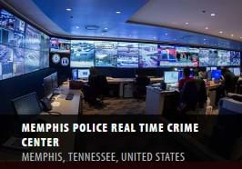MEMPHIS POLICE REAL TIME CRIME CENTER