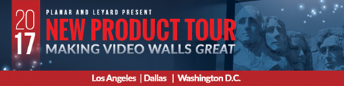New Product Tour 2017