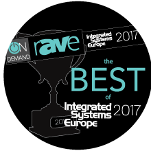rAVe Best of ISE 2017