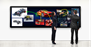 Leyard LED MultiTouch Banner