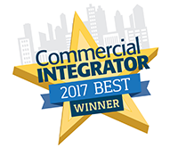 InfoComm 2017 Best Commercial Integrator Winner