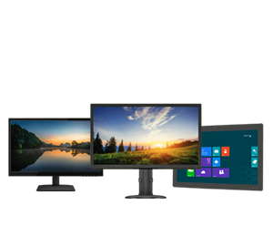 desktop touch screen monitors for any application