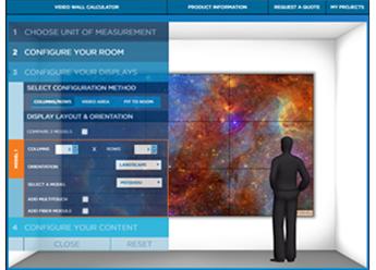 Clarity Matrix G2: LCD Video Walls | Planar