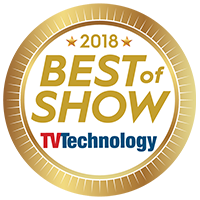 2018 Best of Show TV Technology
