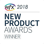 WFX New Product 2018 Winner