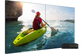 Clarity® Matrix® LCD Video Wall System