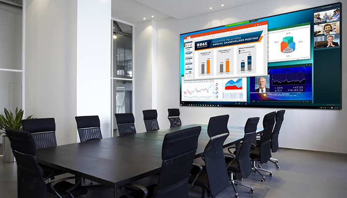 LCD & LED Digital Wall Displays & Signage Solutions | Planar