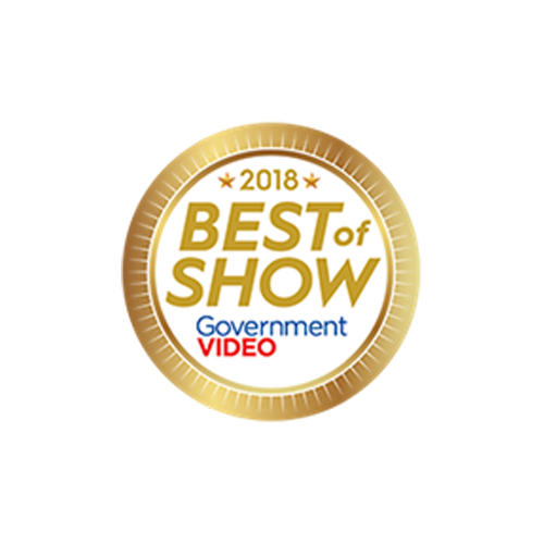 2018 InfoComm Best of Show Award