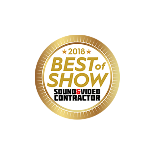 NewBay Media's 2018 NAB Best of Show Award