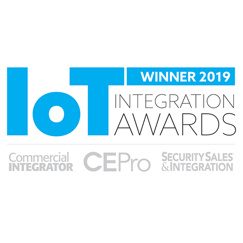 IoT Integration Award