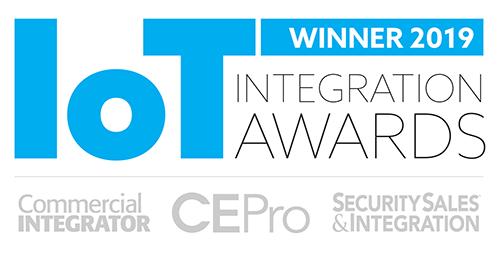 IoT Integration Award