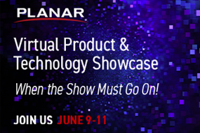 Planar - June 2020 Virtual Product & Technology Showcase