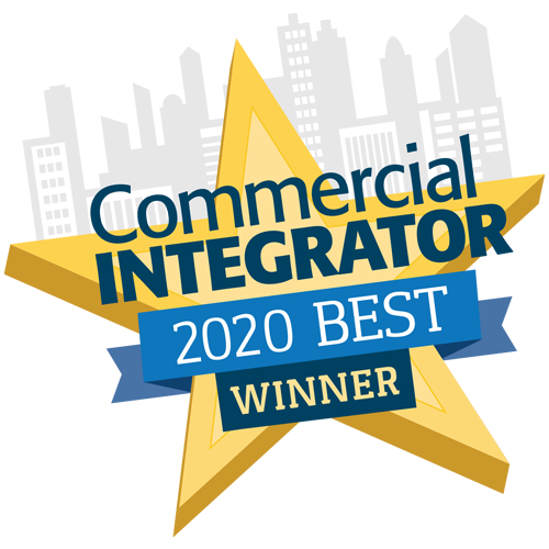 Commercial Integrator 2020 Best Winner