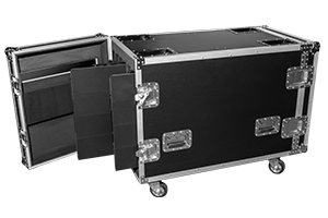 Side-Access Flight Cases
