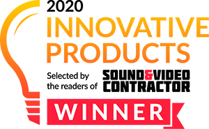 SVC Innovative Products Award 2020 - for Planar HRO Series